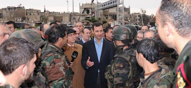 Esed'in Tuğgenerali ve 29 Askeri Humus'ta Öldürüldü
