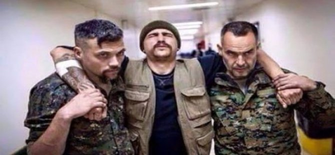 PYD/YPG Saflarındaki Blackwater Milisleri