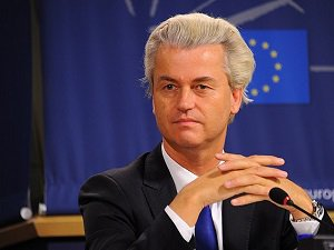 Geert Wilders'in İslam Karşıtı Sergi Provokasyonu