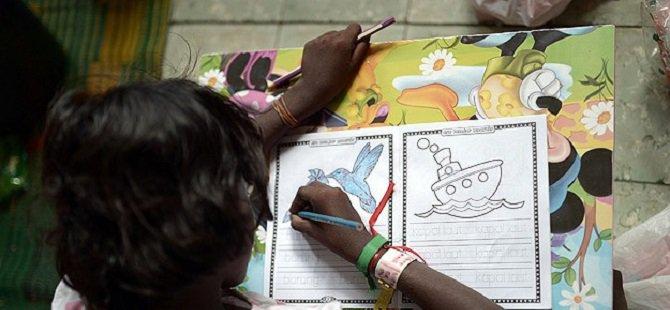 Arakanlı Kimsesiz Çocuklar Yatılı Okullara Yerleştirilecek