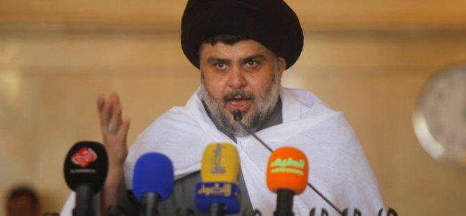 "Irak'ta Sadr'dan ""Sivil İtaatsizlik"" Çağrısı"