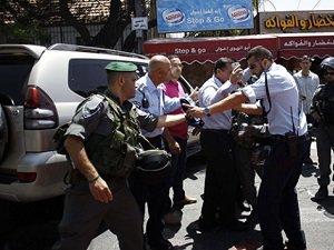 """İşgal Yönetimi Filistinlilere """"Delil"""" Aranmaksızın Ceza Verecek"""