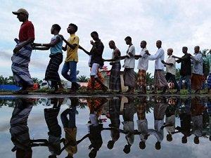 BMGK Rohingya Müslümanları İçin Toplandı