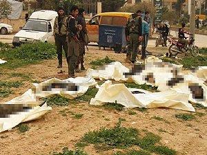 Esed Rejimi 7 Askerini İnfaz Etti