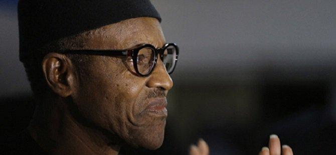 Nijerya Devlet Başkanı Göreve Başladı