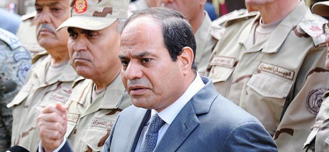 Sisi'ye Karşı Uluslararası İmza Kampanyası