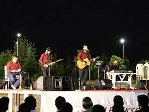 Elazığ Fırat Üniversitesinde Kardeşlik Gecesi
