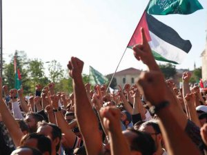 5. Yıldönümünde Mavi Marmara Yürüyüşü