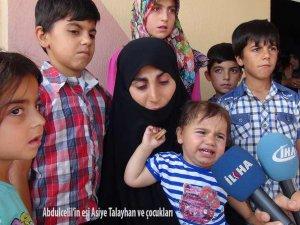 'Eşim Şehadeti Kazandı, Yolunu Sürdüreceğiz'