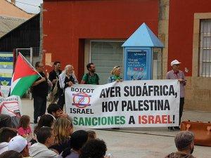 İspanya'da Mavi Marmara Şehitleri Anıldı