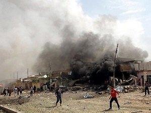 Irak'ta Bombalı Saldırılar: 82 Ölü