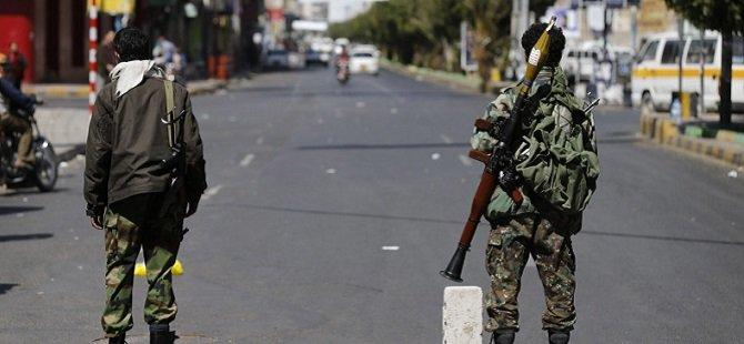 Husiler Suudi Sınırındaki Kenti Ele Geçirdi
