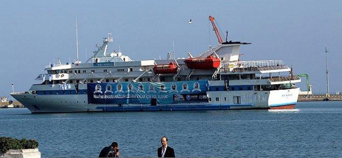 UCM: Mavi Marmara Kararı Yeniden İncelensin