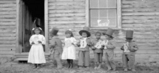 Yatılı Kilise Okulllarında 6 Bin Yerli Çocuk Ölmüş
