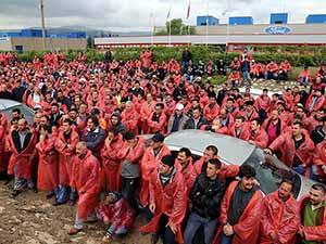 Ford Otosan'da İşçilerin Eylemi Sona Erdi