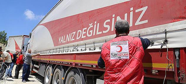 'Evet Türkiye Bize Yardım Etmiştir'