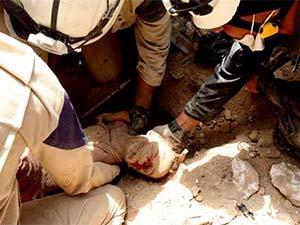 Suriye'de Çocuklar Ölmeye Devam Ediyor