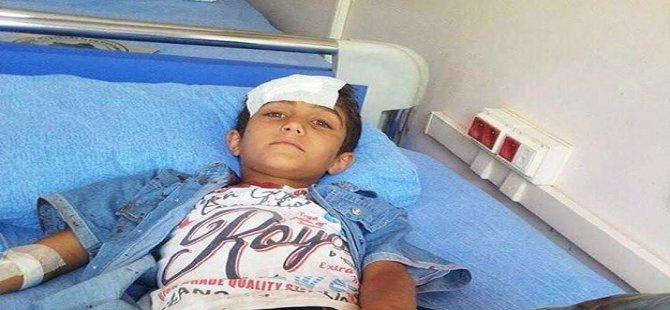 HÜDA PAR Konvoyuna Yapılan Saldırıda Bir Çocuk Yaralandı
