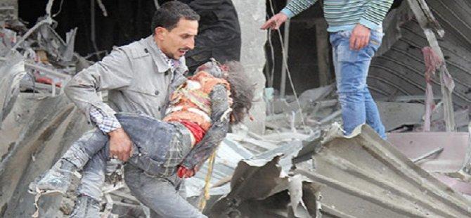 Suriye'de Siviller Özellikle Hedef Alınıyor