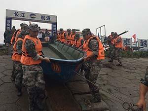 Çin'deki Gemi Kazasında Ölü Sayısı 331'e Yükseldi
