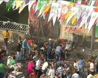 72 STK'dan Diyarbakır'daki Patlamaya Dair Açıklama