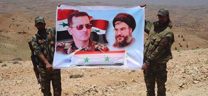 Irak'taki Hizbullah Militanları, Barzani'yi Tehdit Etti!