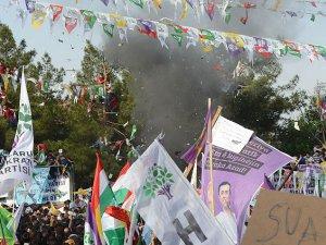 HDP Mitingindeki Patlamanın Zanlısı Yakalandı