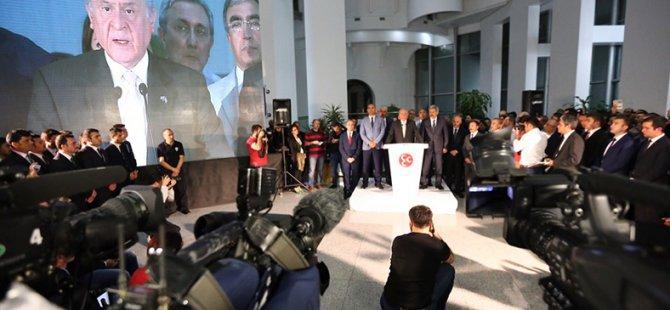Bahçeli'den 'Koalisyonda Yokuz' Mesajı