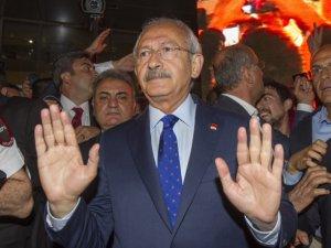 Kılıçdaroğlu: İstifayı Gerektirecek Bir Sonuç Değil