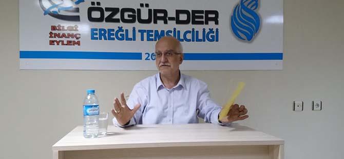 Türkmen, Tarihselci Liberaller ve Sosyalistleri Anlattı