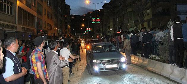 HDP Seçim Kutlamalarında 10 Kişi Yaralandı