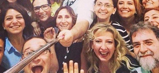 Doğan Medyası'nda HDP Kutlaması