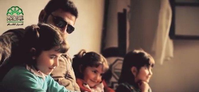 Ahraruş Şam İdlib Operasyonunun Görüntülerini Yayınladı
