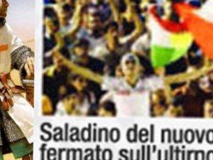 İtalyan Gazete: Selahaddin Eyyubi Durduruldu