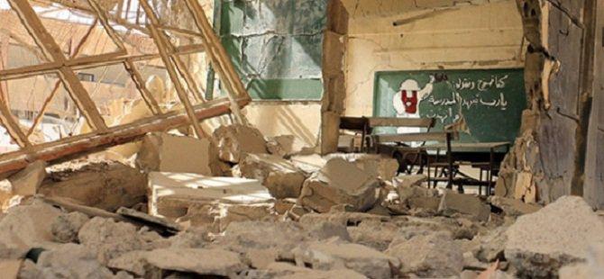 Esed Güçleri Yine Varil Bombasıyla Katletti: 45 Ölü