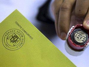 1 Kasım Milletvekili Genel Seçimi'nin Kesin Sonuçları Açıklandı