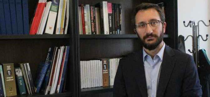 Altun: Türkiye, siyasi oyunlara malzeme yapılacak bir ülke asla değildir