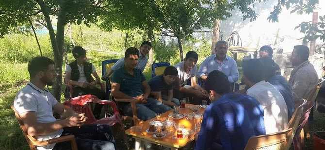 Has-Der'de Köy Çalışmaları Devam Ediyor