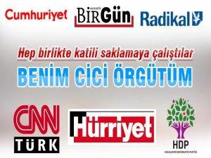 Öldürülene Hizbullah de Katleden PKK'yı Sakla!