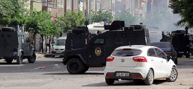 Diyarbakır'daki Saldırılarla İlgili Gözaltı Sayısı 18 Oldu