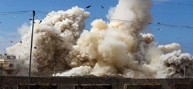 Mısır'da Bomba Yüklü Araç Patladı