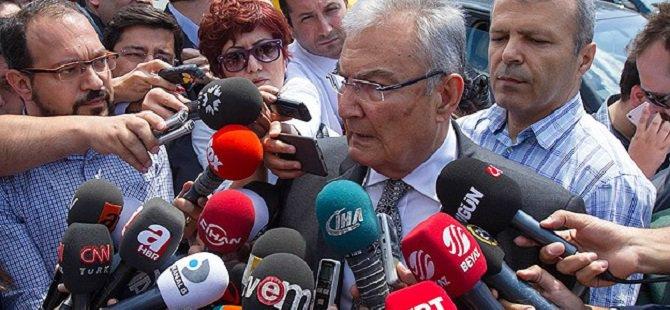Deniz Baykal: Başkanlık Gelirse CHP Artık Kazanamaz!