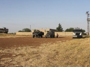 HDP/PKK Katletti Jandarma Evlerini Bastı