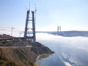 3. Köprü'nün  Yolları Kesildi