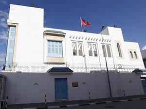 Tunus Konsolosluğuna Silahlı Baskın