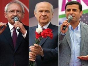 AK Parti'siz Hükümet Düşünülmüyor