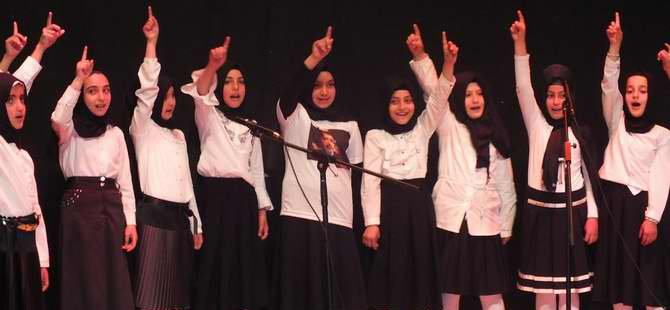 Tatvan Özgür-Der Çocuk Kulübünün Yıl Sonu Etkinliği