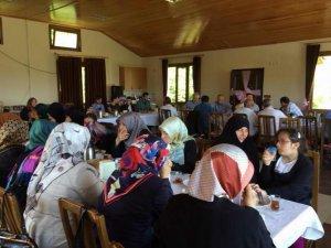Özgür-Der Beykoz'da Değerlendirme Toplantısı