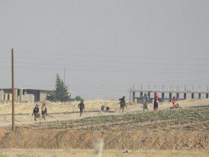 PYD/PKK Güçleri ABD Desteğiyle Tel Abyad'ı Ele Geçirdi