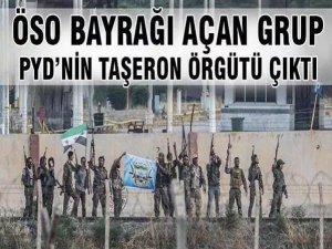 PKK/PYD'nin ÖSO Dediği Grup Çete Çıktı